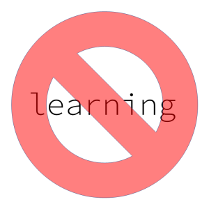 no-learning